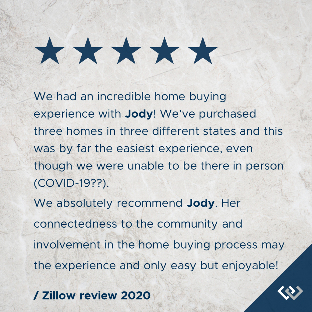 Zillow Review 7.22.2020